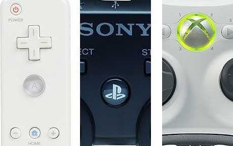 Wii, Ps3 e X360, opções pra todos os gostos e perfis