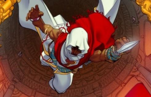Assasin's Creed Brahma é a luta de um cervejeiro contra o domínio da Antarctica e ... ops, não, é Brahman, foi mal.