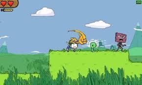 O jogo lembra muito Zelda 2, com exploração de mapas, mas com fases em ação lateral