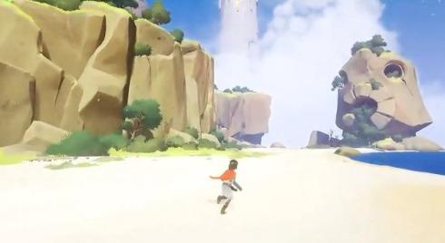 Rime, exclusivo para PS4... Uma das lindezas anunciadas dos pequenos estúdios para a próxima geração