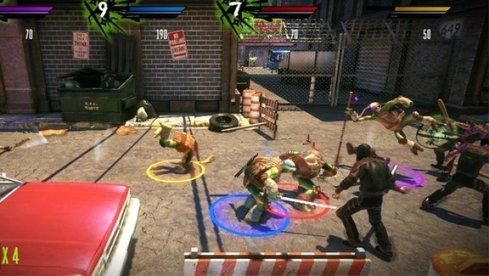 Uma das pérolas do jogo é o modo arcade, são 7 fases no total sendo liberadas a cada capítulo concluido