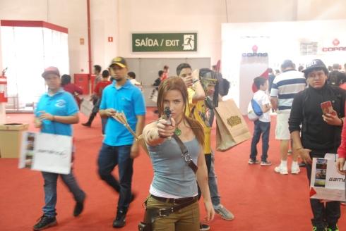 Lara Croft com 2 horas de jogo! Palavras de um amigo casado!