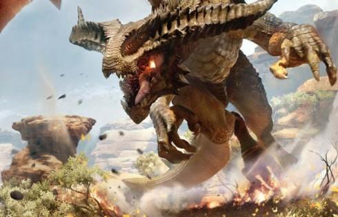 Mais combates contra criaturas gigantescas