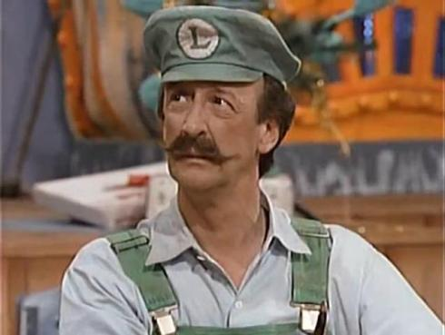 Danny Wells como Luigi