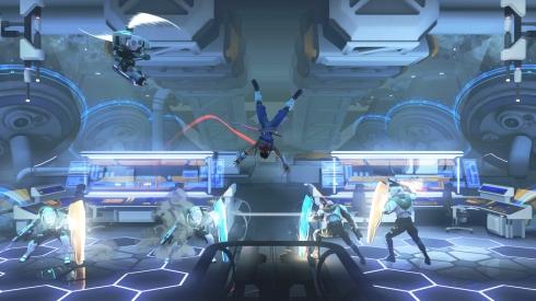 ô cara, esse salto em estrela é uma dos saltos mais legais que um personagem de videogame já deu