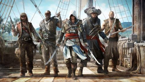 Barba Negra e outros piratas famosos dão o ar da graça