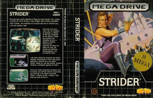 Olha o Edson Celulari na capa do Mega Drive!! lol