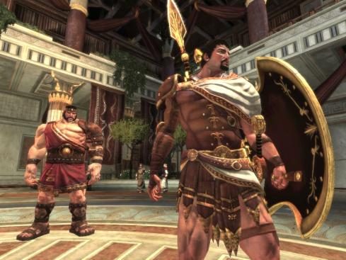 Rise of The Argonauts tem disparado o pior final de um jogo que vi nessa sétima geração de consoles
